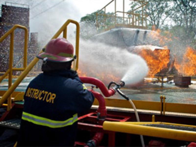 Offshore Emergency Helideck Team Member Helideck