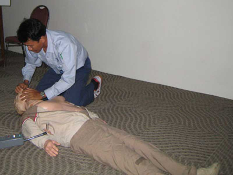 Basic First Aid & CPR