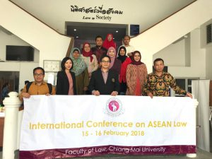 International Conference on ASEAN Law